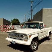 1973 Jeep Gladiator J4000 Pickup for sale: photos, technical