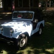 1968 Kaiser Jeep Cj5 For Sale Photos Technical Specifications