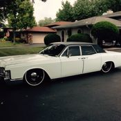 1964 lincoln continental convertible restored air ride mobsteel for sale photos technical. Black Bedroom Furniture Sets. Home Design Ideas
