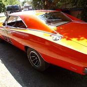 1969 Dodge Charger R/T General Lee California Car Mopar B Body Dukes