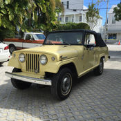 1969 Jeepster Restomod For Sale Photos Technical