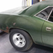 Viper V10 Powered Ground Up Built Pro-Touring 'Cuda 6spd