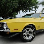 1971 FORD MUSTANG MACH 1 302 AMERICAN MUSCLE MANY UPGRADES, NO RESERVE