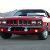 71 Hemi Cuda Original Numbers Match, Broadcast s,heet 29k
