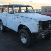 1968 Toyota Land Cruiser Fj55 Landcruiser with parts rigs