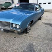 1969 Old's Cutlass Supreme - 350 Rocket Engine and Turbo 400