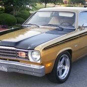 1973 plymouth duster 340 car for sale photos technical specifications desc. Black Bedroom Furniture Sets. Home Design Ideas