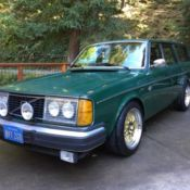 Volvo 740 Turbo 16 valve for sale: photos, technical