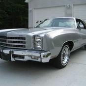 1976 Chevrolet Monte Carlo 1 Owner 1976 1978 1979 1980