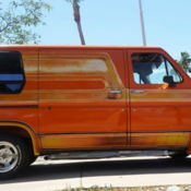 1958 Ford Shorty Step Van All Original For Sale