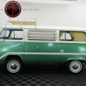 Busaru - 1976 Volkswagen T2 Westfalia Bay Window Bus w Subaru