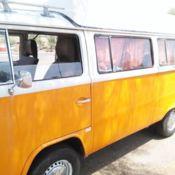 e5984cf5c4 1977 Classic Volkswagen Bus Camper Good Condition RARE