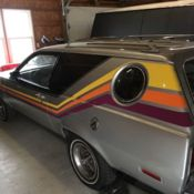 Ford Pinto Cruising Wagon for sale: photos, technical specifications