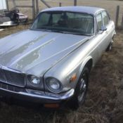 1977 Jaguar XJ6 L. Clean Title Great For Parts