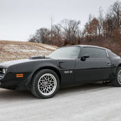 FUEL-INJECTED SUPERCHARGED 1979 TRANS AM BANDIT HOTCHKIS