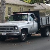 Cummins Powered Classic Daily Driver Chevy Truck For Sale