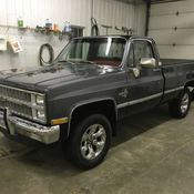 1981 Chevy C10 Pickup Sidestep For Sale Photos Technical