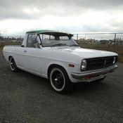 Hakotora 1974 Datsun Sunny UTE Hakosuka Skyline truck ...