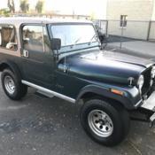 1982 Jeep CJ7 Arizona Desert Rust Free SBC 350 SM465 205