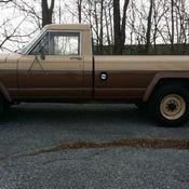 1985 Jeep J20 Base Standard Cab Pickup 2-Door 5 9L for sale