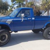 Classic 1982 Toyota Pickup For Sale Photos Technical