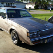 1982 buick regal limited 4 door for sale photos. Black Bedroom Furniture Sets. Home Design Ideas
