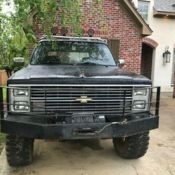 79 K5 Blazer 4x4 With A 4 Inch Lift And 33s In Great Condition For