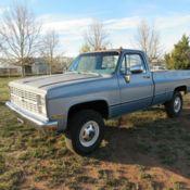 1984 Chevy Scottsdale VERY-RARE K30 454 1 Ton 4X4 fleetside NO
