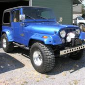 1979 Jeep CJ7 with 454 Big Block Chevy for sale: photos
