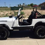 1984 jeep cj7 laredo survivor cj 7 for sale photos technical rh topclassiccarsforsale com