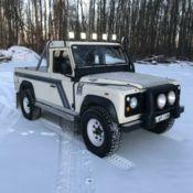 Land Rover Defender 90 1984 2 5 NA Diesel Needs Work for