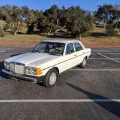 1984 Mercedes-Benz 300DT 300D Turbo W123 for sale: photos, technical