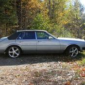1985 cadillac cimarron base sedan 4 door 2 8l for sale photos