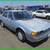 Used Hondas For Sale Near Me >> 1985 Honda Accord SEI for sale: photos, technical specifications, description