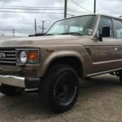 1985 Toyota FJ60 Overland Ready Landcruiser for sale: photos