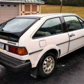 Classic1985 Volkswagen Sirocco for sale: photos, technical