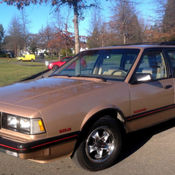 1985 chevy celebrity eurosport for sale