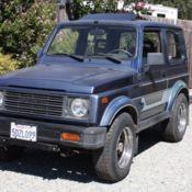 Suzuki Samurai Tin Top 1987 For Sale Photos Technical
