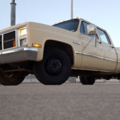 1989 gmc square body crew cab for sale: photos, technical
