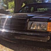 mercedes 190e manual gearbox