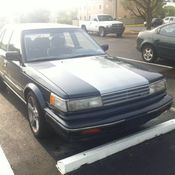 1991 nissan maxima se sedan 4 door 3 0l mechanic 39 s special for sale photos technical. Black Bedroom Furniture Sets. Home Design Ideas