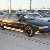 1990 Ford Thunderbird Sc Super Coupe For Sale Photos Technical
