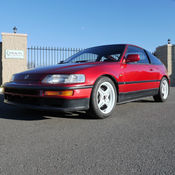 1991 Honda Crx Black Oem Si Glass Roof For Sale Photos