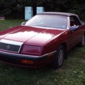 1991 chrysler lebaron gtc convertible for sale photos technical 1991 chrysler lebaron convertible will drive to you at 27 per mile sciox Choice Image