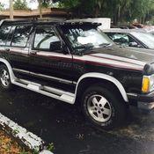 1992 Chevrolet S10 Blazer Base Sport Utility 2-Door 4 3L for sale