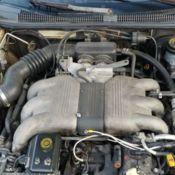 1992 SUBARU SVX AWD 3 3 6 CYLINDER 230 HP ENGINE 117,774