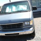 92 ford e150 passenger van for sale: photos, technical