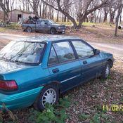 1993 Ford Escort LX Wagon 4D