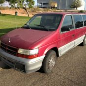 Dodge Grand Caravan K Wd L on 1994 Dodge Dakota Restored