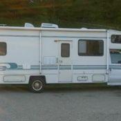 1994 FORD E350 RV MOTORHOME CLASS C ONLY 45K SLEEPS 4